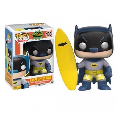 Бэтмен ловят волну (Batman Surfs Up) из сериала Бэтмен 1966
