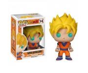 Super Saiyan Goku из аниме сериала Dragon Ball Z