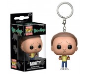 Morty Keychain из сериала Rick and Morty