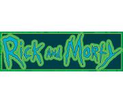 Фигурки Рик и Морти