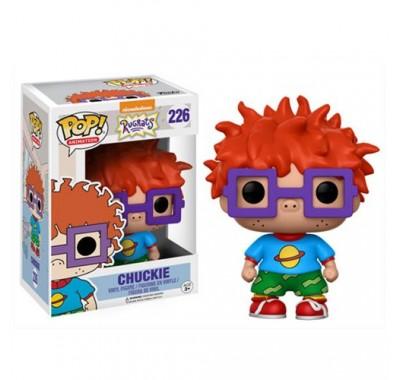 Чаки Финстер (Chuckie Finster) из мультика Ох, уж эти детки!