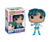 Sailor Mercury из мультика Sailor Moon