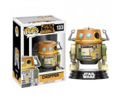 Chopper (C1-10P) из сериала Star Wars: Rebels