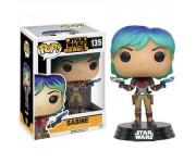 Sabine из сериала Star Wars: Rebels