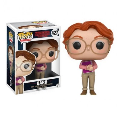 Барб (Barb) из сериала Очень странные дела
