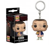 Eleven with Eggo Keychain из сериала Stranger Things