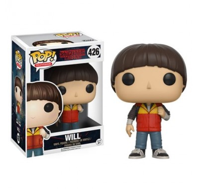 Уилл (Will) из сериала Очень странные дела