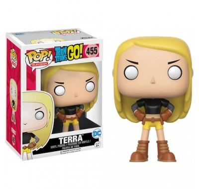Терра (Terra (Эксклюзив)) из мультика Юные титаны, вперед!