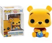 Winnie the Pooh Flocked (Эксклюзив) из мультика Winnie the Pooh