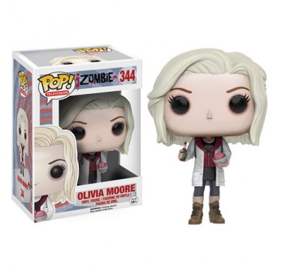 Olivia Moore with Brains (Vaulted) из сериала iZombie Funko POP