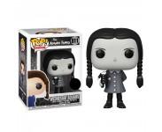 Wednesday Addams Black and White (Эксклюзив Funko Shop) из сериала The Addams Family