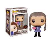 Wednesday Addams with Valentine's Day Heart (Эксклюзив Hot Topic) (preorder WALLKY) из сериала The Addams Family