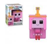 Princess Bubblegum Minecraft Style из мультика Adventure Time