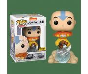 Aang on Airscooter со стикером (Эксклюзив Hot Topic) из фильма Avatar: The Last Airbender