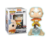 Aang on Airscooter GitD (Chase, Эксклюзив Hot Topic) из фильма Avatar: The Last Airbender