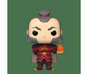 Admiral Zhao with Fireball GitD (Эксклюзив Amazon) из мультсериала Avatar: The Last Airbender