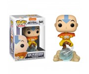 Aang on Airscooter (Эксклюзив Hot Topic) из фильма Avatar: The Last Airbender