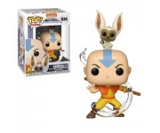Aang with Momo (PREORDER ROCK) из фильма Avatar: The Last Airbender