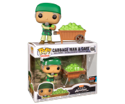 Cabbage Man and Cart 2-Pack (Эксклюзив NYCC 2019) (PREORDER ZS) из фильма Avatar: The Last Airbender