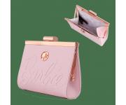 Barbie Rose Gold Kisslock Wallet Loungefly из серии Barbie