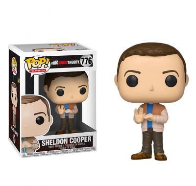 Шелдон Купер (Sheldon Cooper) из сериала Теория Большого взрыва