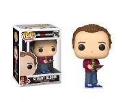 Stuart Bloom из сериала The Big Bang Theory