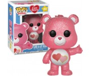Love-A-Lot Bear glitter (Эксклюзив) из мультика Care Bears