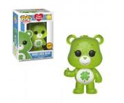 Good Luck Bear glitter (Chase) из мультика Care Bears
