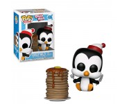 Chilly Willy with Pancakes из мультсериала Chilly Willy
