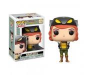Hawkgirl из комиксов DC Bombshells