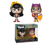 Wonder Woman and Batgirl Vynl. из комиксов DC Bombshells