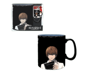 Kira and L Mug Heat Change ABYstyle из манги Death Note