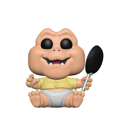 Малыш Синклер (Baby Sinclair) из сериала Динозавры