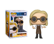 13th Doctor with Goggles из сериала Doctor Who