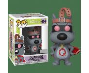 Quaildog (Эксклюзив Hot Topic) (preorder WALLKY P) из мультика Doug 414