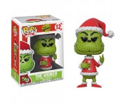 Grinch Santa из книг Dr. Seuss The Grinch