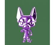 Beerus Purple Chrome (Эксклюзив Funimation) из аниме сериала Dragon Ball Super