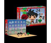 Dragon Ball Z Advent Calendar из аниме сериала Dragon Ball Z