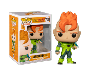 Android 16 из аниме сериала Dragon Ball Z