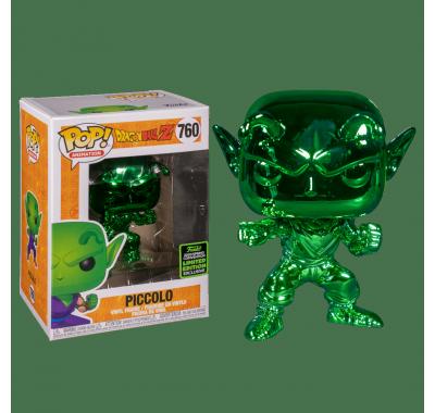 Пикколо Даймао зеленый хром (Piccolo Green Chrome (Эксклюзив ECCC 2020)) из аниме сериала Драконий жемчуг Зет
