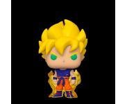 Super Saiyan Goku First Appearance из аниме сериала Dragon Ball Z