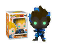 Vegeta Super Saiyan 2 GitD (CHASE Эксклюзив Previews) из аниме сериала Dragon Ball Z