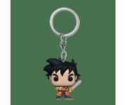 Gohan with Sword Keychain из аниме Dragon Ball Z