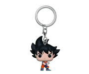 Goku with Kamehameha Keychain из аниме Dragon Ball Z