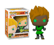 Super Saiyan Gohan in Green Suit GitD со стикером (Эксклюзив Entertainment Earth) из аниме сериала Dragon Ball Z