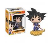 Goku and Flying nimbus (preorder WALLKY) из аниме сериала Dragon Ball