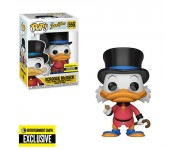 Scrooge McDuck Red Coat (Эксклюзив Entertainment Earth) из мультика DuckTales