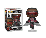 Falcon Flying из сериала The Falcon and the Winter Soldier 812