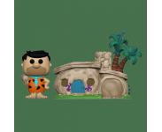 Fred Flintstone with Flintstone's Home из мультика The Flintstones