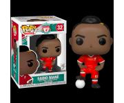 Sadio Mane 32 из команды Liverpool Football